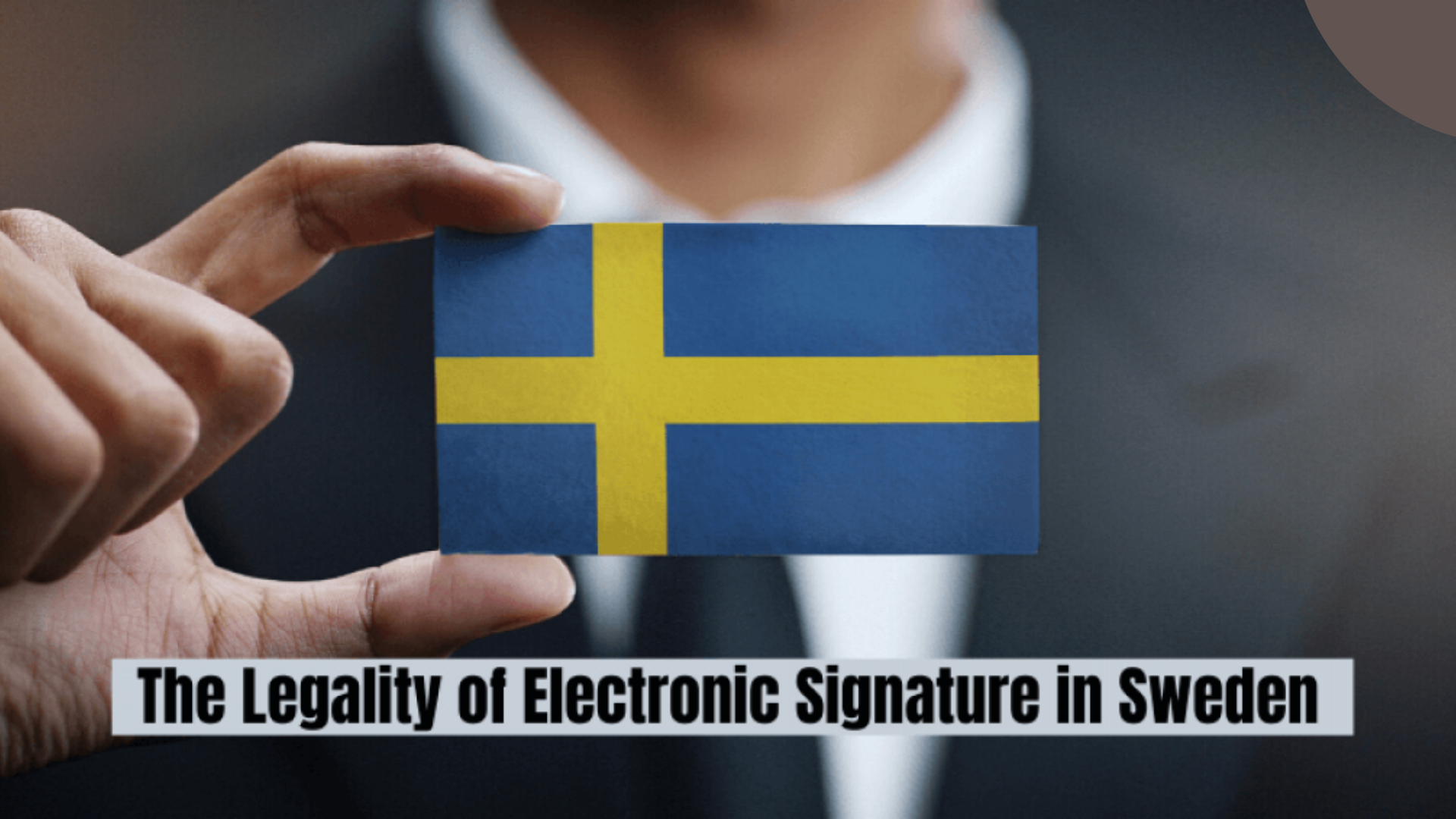 Electronic-Signature-in-Sweden