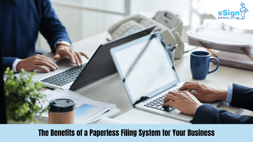 Paperless-Filing-System
