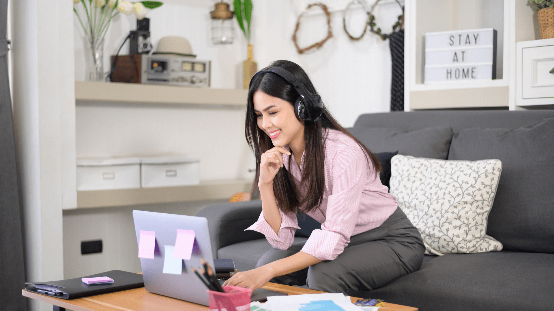 Working-From-Home-With-Electronic-Signatures