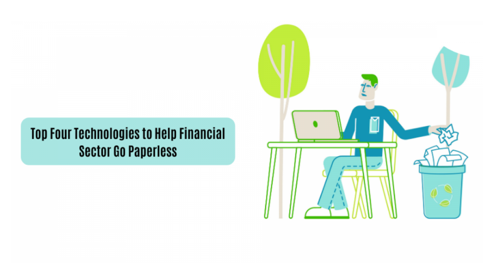 Financial-Sector-Go-Paperless
