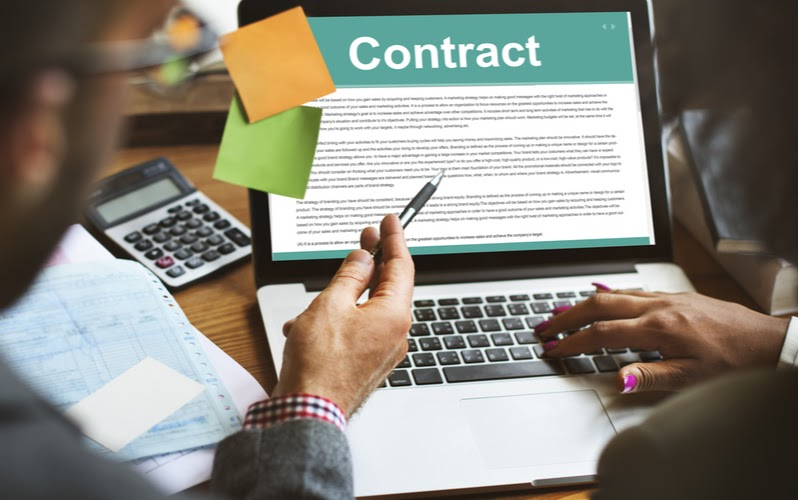 Contract-electronic-signature
