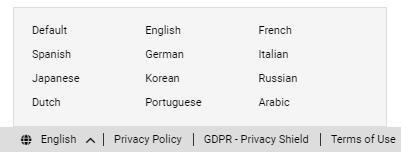 Multilingual-1